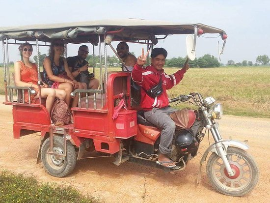 Battambang Adventure Tour