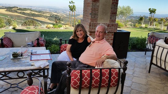 Paso Robles, Californië: Daou offers more than just fabulous wines !
