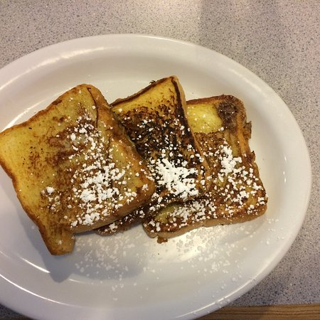 Westfield, MA: Perfect French toast.