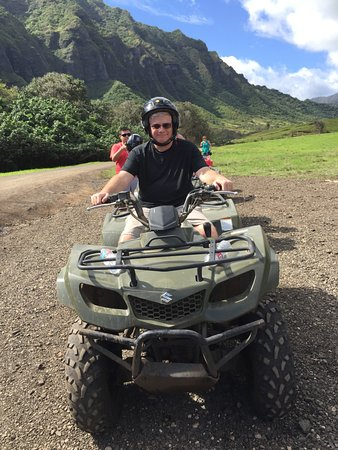 Kaneohe, Hawaï: ATV Fun!