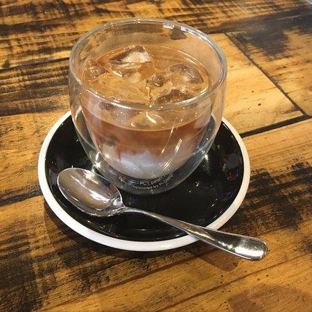 Greater Melbourne, Avustralya: Iced latte