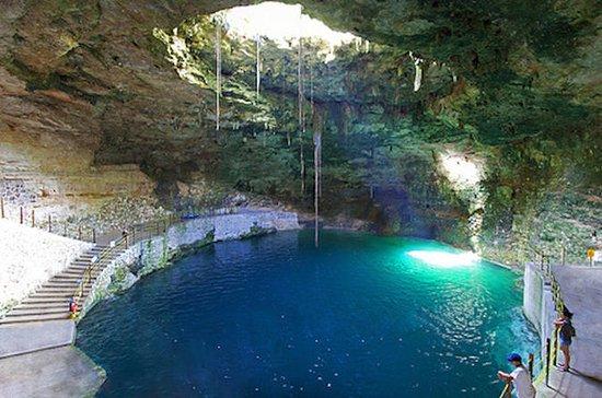 Ek Balam Mayan Ruins and Cenote Combo ...