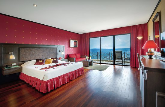 Jamahkiri Resort & Spa: deluxe room