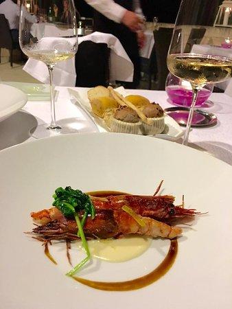 Locanda Don Serafino Ristorante: Starters Seafood