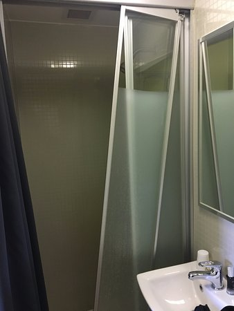 Ibis Budget Sydney Olympic Park Hotel: How did housekeeping miss this?