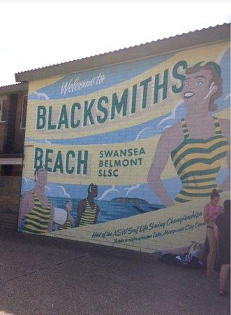 Blacksmiths, Australia: Surf Club