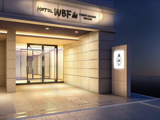 Hotel WBF Yodoyabashi Minami