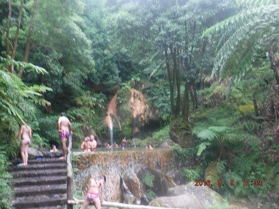 Ribeira Grande, Portogallo: Hot Springs