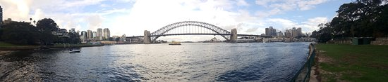 McMahons Point, Australia: View across the sights