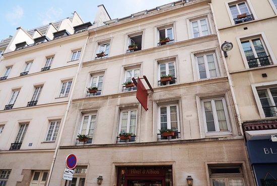 Hotel D Albion Paris Tripadvisor