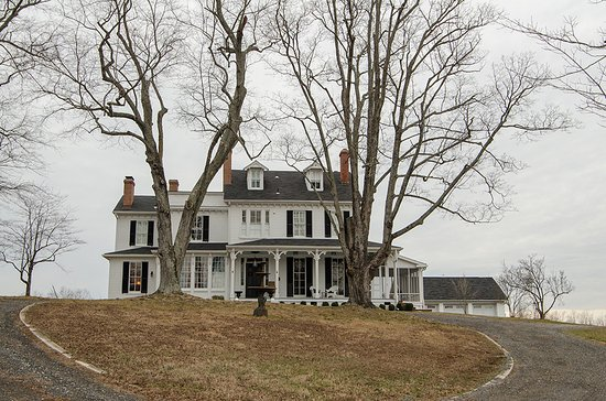Brandywine, MD: The P.A. Bowen farmhouse was constructed in the 1700s with additions in the 18th and 19th centur