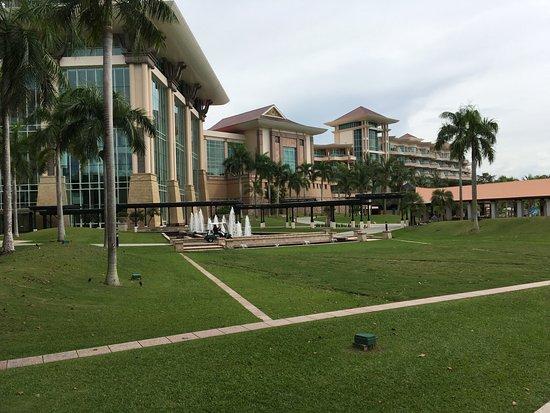 Kampong Jerudong, Brunei Darussalam: Empire Resort