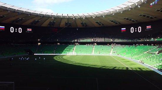 The Future Is Now Picture Of Stadium Fc Krasnodar Tripadvisor