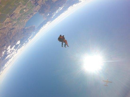 Skydive Wanaka: Jump!