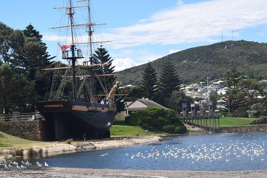 Albany, Australia: The Brig Amity