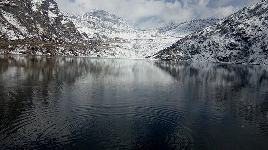 Munsyari, India: Tsomgo Lake (Changu Lake)