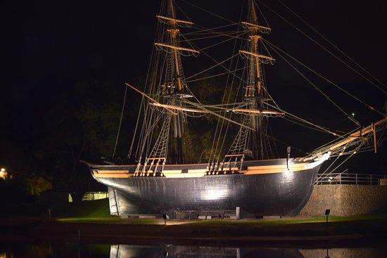 Albany, Australia: At night