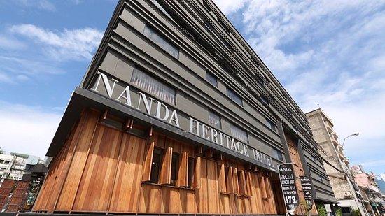 Nanda Heritage Hotel