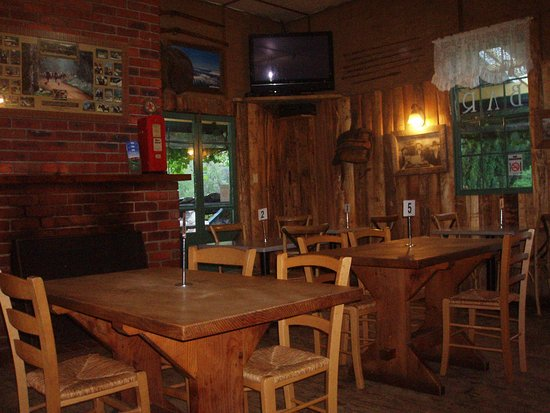 The Blue Duck Inn Hotel Pub: Dining Room