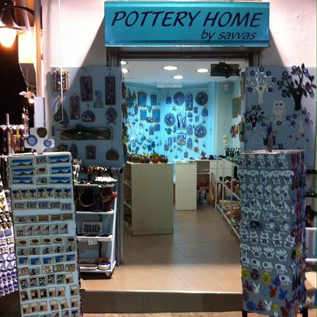 Pottery Home by SAVVAS