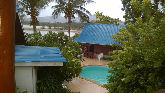 Tharathip Resort: View from the restaurant