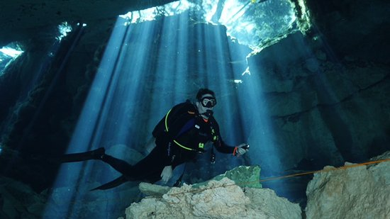 Cenote Xperience: Amazing diving