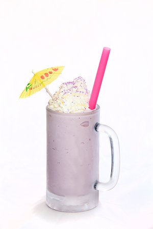 Livingston, MT: You can't leave Montana without tasting a huckleberry shake!