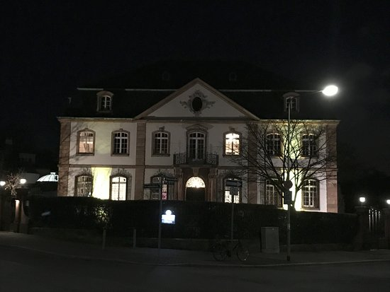 Photo of Modern European Restaurant Villa Merton at the Union International Club at Am Leonhardsbrunn 12, Frankfurt 60487, Germany