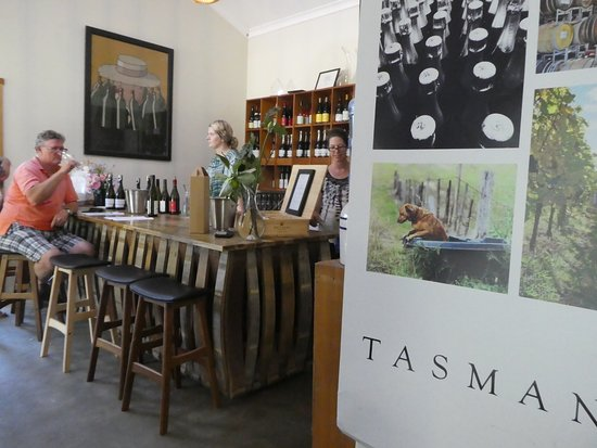 Pipers Brook, Australia: tastings