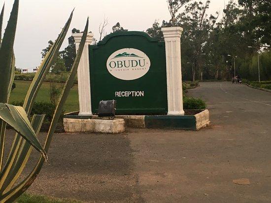 Foto de Obudu Mountain Resort