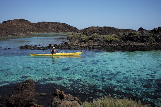 Kayak Fuerteventura Photo