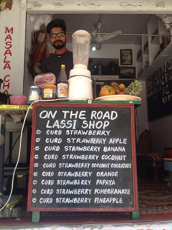 On The Road Masala Tea & Masala Coffee & Lassi Shop