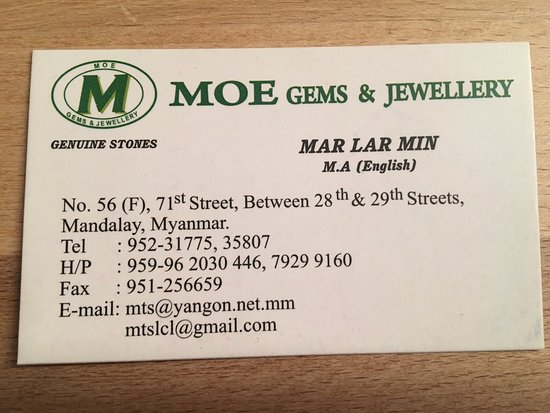 ‪MOE GEMS JEWELLERY‬