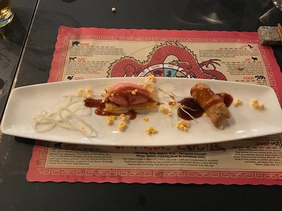 Robbinsdale, MN: Comida saborosa e impecáveis! Parecem ser pequenos mas no final você sai bem satisfeito! O taman