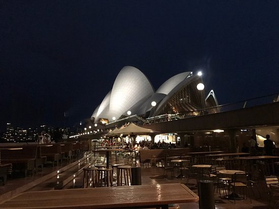 Photo of Bar Opera Bar at Sydney Opera House, Lower Concourse Level, Sydney, Ne 2000, Australia