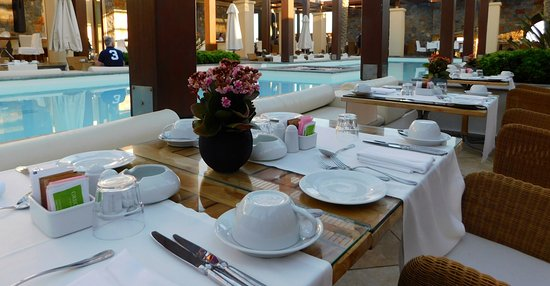 Amirandes, Grecotel Exclusive Resort: Breakfast restaurant