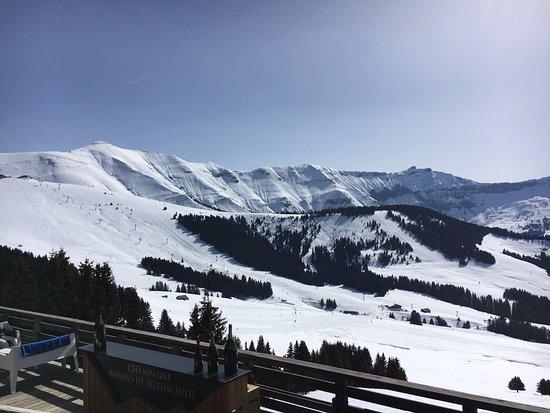 Mont d'Arbois Ski Area: photo1.jpg