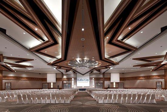 فيرمونت سنغافورة: Ballroom