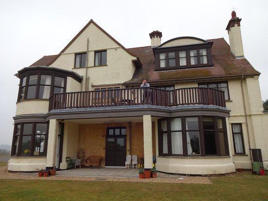 Woodbridge, UK: Tranmer House. It is also a National Trust holiday let and there are three flats to choose from.