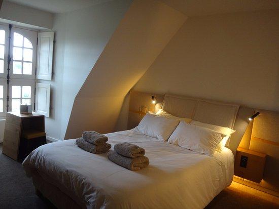 Fontevraud L'Hôtel : suite 309
