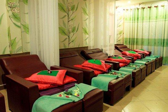 Massage Enjoy : Foot massage room