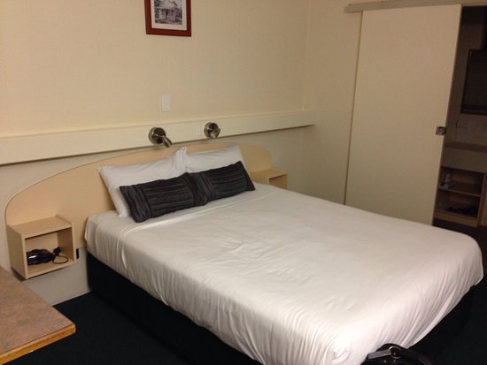 BEST WESTERN Bundaberg City Motor Inn: Old but gold