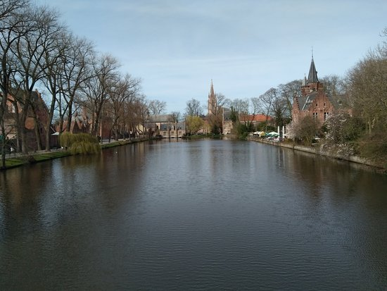 Photo of Lake Minnewater Lake at Minnewater Park, Bruges 8000, Belgium