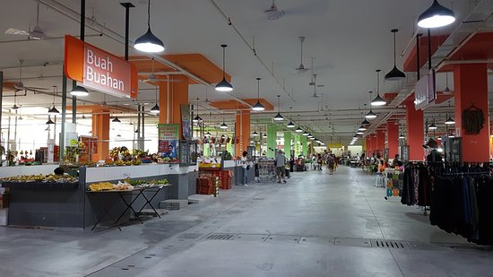 Imbi Market has been located to ICC Pudu  Review of ICC Pudu