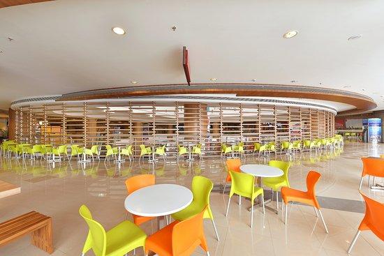 Inorbit Mall Vadodara Food Court