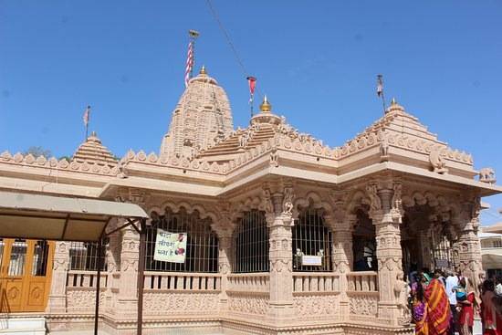 Desh Devi Maa Ashapura: entry gate for Darshan