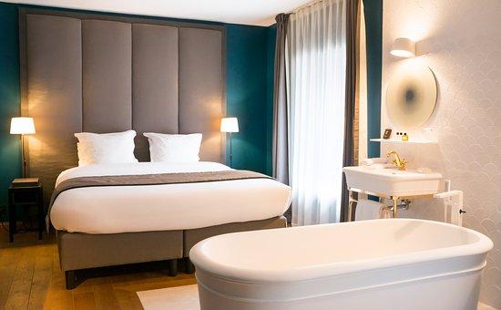 Montlivault, France: Junior Suite Ecailles