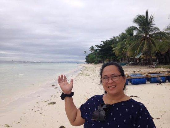 Dauis, ฟิลิปปินส์: Hi from Panglao Beach.