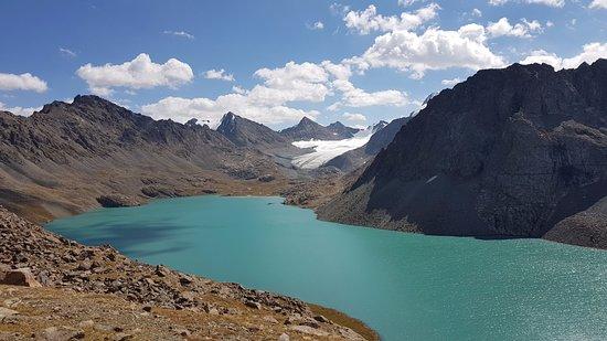 Ala Kul Lake Metres Above Sea Level Picture Of Ala Kul - Metres above sea level