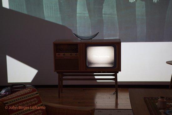Rockheim: Interaktiv utstilling (her om Beatniks)
